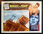 WAGES OF FEAR 7 SET LOBBY CARDS FROM 1953