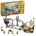 LEGO Creator Pirate Roller Coaster Building Kit (31084, 923 Piece)