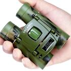 USCAMEL Binoculars Compact 8x21 Folding Pocket Size Travel Mini Telescope
