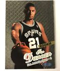 Tim Duncan Visual Rookie Card Guide and Checklist 32