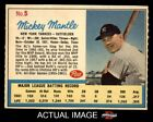 Comprehensive Guide to 1960s Mickey Mantle Cards 65