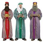 Three Wise Men Costume Adult Christmas Nativity Fancy Dress