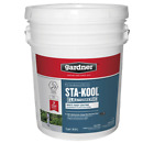 5 Gal Elastomeric Roof Coating RV Rubber Aluminum Mobile Home Cool Metal Roofing