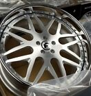 22 FORGIATO KATO BRUSHED FORGED WHEELS JAGUAR XJ XJL SUPER CHARGED 5X108