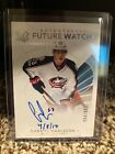 Hockey Card Design Evolution: SP Authentic Future Watch Rookie Card 12