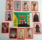 1977 Star Wars Sticker Set +1 Wrapper Series 4 Green Trading Card Vintage Topps
