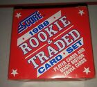 1988 Score Baseball Rookie & Traded Card Set