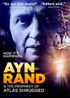 Ayn Rand and the Prophecy of Atlas Shrugged New DVDs
