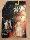 Sta Wars The Power Of The Force Red Card 2-Band Belt Princess Leia Organa