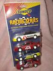 NEW SUNOCO RACING SERIES ACTION FRICTION RACE CARS KENDAL,SLIM JIM 44 ,PLANTERS