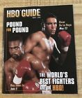 HBO Guide May 1999 Oscar De La Hoys and Roy Jones Jr Boxing Cover