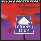 Mylon And Broken Heart Crank It Up CD OOP CHRISTIAN ROCK (1990 Star Song)