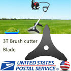 1 General 3T Brush Cutter Trimmer Blade 3 Tooth Tool for Many Brand Stihl etc