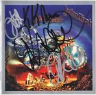 JUDAS PRIEST Painkiller, ROB HALFORD KK Downing Ian Hill Travis Autograph SIGNED
