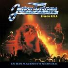 JERUSALEM - IN HIS MAJESTY'S SERVICE-LIVE IN THE USA NEW CD