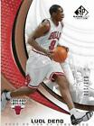 2005-06 SP GAME USED BRONZE #14 LUOL DENG 32/100 BULLS FREE SHIPPING 🔥🏀