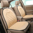 Universal 2 Pcs Car Seat Protector Cushion Cover Pad Mat Breathable For Auto Suv