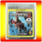 Uncharted 2 - Among Thieves »» PS3 Spiel mit Handbuch