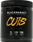 BlackMarket Labs CUTS Pre Workout (30 Srv) FREE SHIPPING Black Market