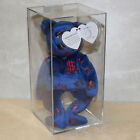 Authenticated Billionaire Bear 7 (signed #339/612) MWMT-MQ Ty Beanie Baby (AP 1
