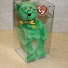 Authenticated Billionaire Bear 15 (signed 304/696) MWMT-MQ Ty Beanie Baby (AP 1