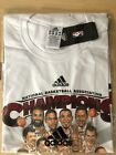 Miami Heat Championship T-Shirt 2012 LeBron James Dwayne Wade Chris Bosh