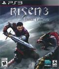 Risen 3: Titan Lords PS3 Complete NM Play Station 3, video games