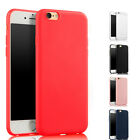 Matte Scrub Ultra Thin Slim Shockproof Back Case Cover For iPhone 6 7 6/7Plus Dl