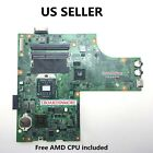 Dell Inspiron M5010 AMD Laptop Motherboard 0YP9NPmain boardfree CPU US Loc A