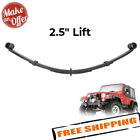 Pro Comp 51323 Rear 25 Lifted Leaf Spring for 1987 1996 Jeep Wrangler YJ