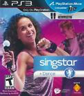 SingStar Dance PS3 Complete NM Play Station 3, video games