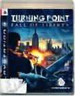 Turning Point Fall of Liberty PS3 Tested Play Station 3, video games