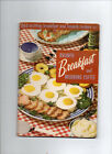 1951/Brunch Breakfast & Morning Coffee Recipes/Culinary Arts/PREOWNED Cookbook