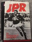 JPR The Autobiography of JPR Williams 1st Edition signed