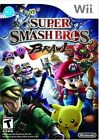 NINTENDO WII VIDEO GAME SUPER SMASH BROS BRAWL BRAND NEW AND SEALED