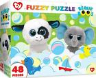 Beanie Boo Bubble Buddies Fuzzy Puzzle, 48pc - Masterpieces Free Shipping!