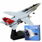 Grumman F14 Tomcat Fighter Model 1 100 scale Diecast Military Aircraft Toy