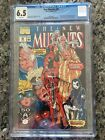 THE NEW MUTANTS 98 CGC 6.5 FIRST DEADPOOL GREAT EYE APPEAL !!!