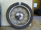 1974 Kawasaki S3 400 KH400 K242. rear wheel rim 18in #2