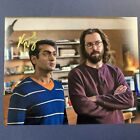 KUMAIL NANJIANI SIGNED 8x10 PHOTO ACTOR AUTOGRAPHED SILICON VALLEY RARE COA