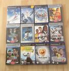 12 x Playsation 2 - Spiele Paket - Tennis, FIFA, Ski Springen, Sports Etc.