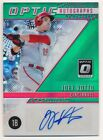 JOEY VOTTO 2018 DONRUSS OPTIC GREEN EMERALD AUTOGRAPH REDS AUTO SP #1 5