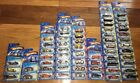 HW 2005 FIRST EDITIONS  BLINGS, REALISTIX, DROP TOPS, TORPEDOES, X-RAYCERS