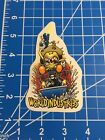 Rare World Industries Skateboard Sticker Fast Shipping Perfect Cond NOS