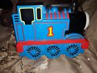Thomas/ Take Along Carrying Case, 17 Car Holder Storage Toy + 2 trains see pics
