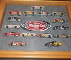 The Victory Lap Nascar Winston Cup Series 1971 2003 Diecast 164 RARE