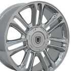 OEW Fits 22 Chrome Escalade Wheels Rims Cadillac