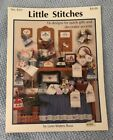 Graph It Arts Little Stitches Counted Cross Stitch Designs Leaflet