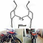 Crash bars Engine Protection Upper For BMW F800GS F700GS F650GS 2008-2017 Silver