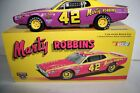 MARTY ROBBINS 42 DODGE CHARGER NASCAR DIECAST CAR 1 24 NICE ACTION